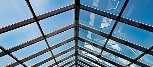 Glas technische montage twentse glasgroep bv - Glazen dak dak glijdende ...